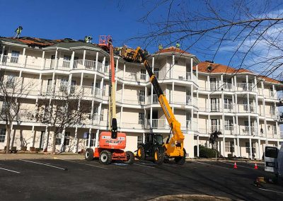 Xcatimate Estimate for Resort Roof Replacement