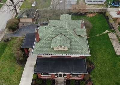 Clay Tile Roof Replacement Job