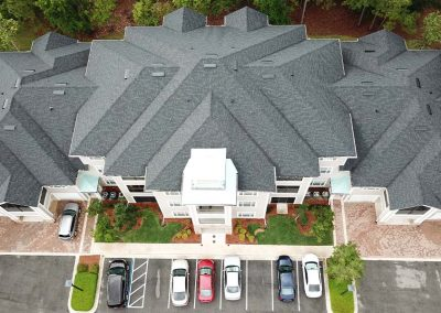 Commercial Asphalt Roof Replacement