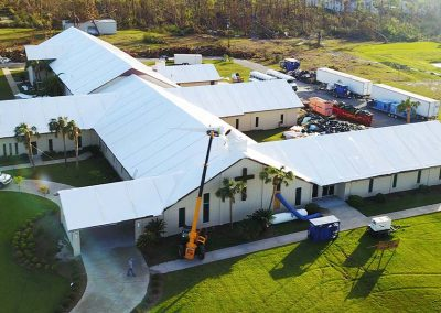 Shrink Wrap Roofing