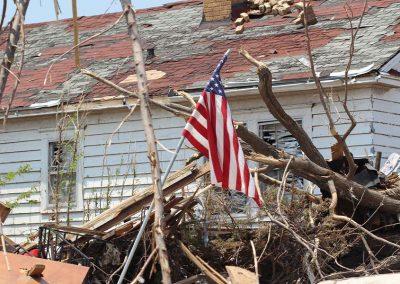Disaster Area Restoration Claim
