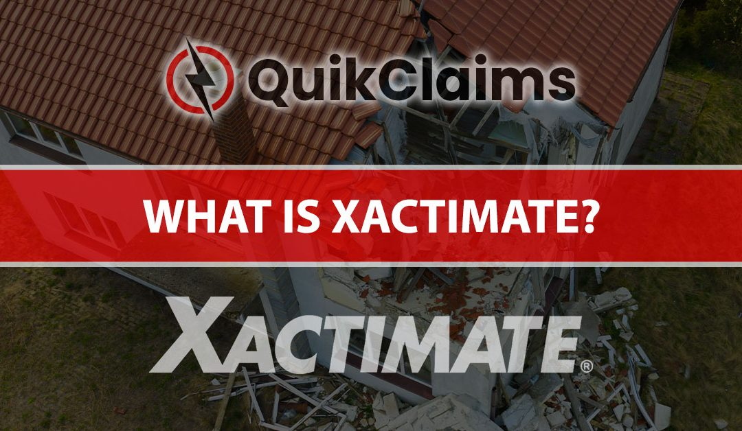 What is Xactimate?